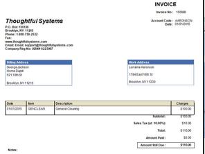 invoice01